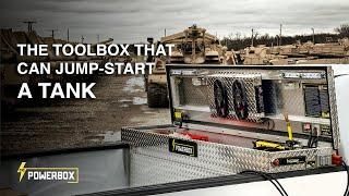 CIC Powerbox Jump-Starts a Tank!