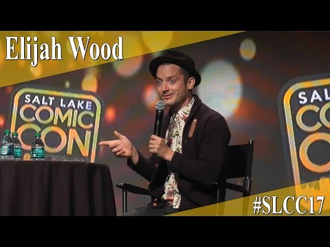 Elijah Wood - Full Panel/Q&A - SLCC 2017