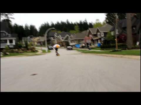 Brock Newman Longboarding