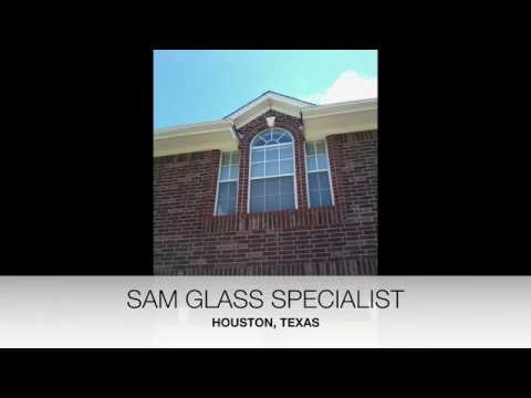 GLASS WINDOW REPAIR & REPLACEMENT HOUSTON TEXAS