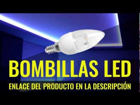 Tipos de bombillas led para casa youtube - Tipos de bombillas led para casa ...