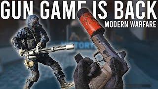 Modern Warfare Gun Game is Superb