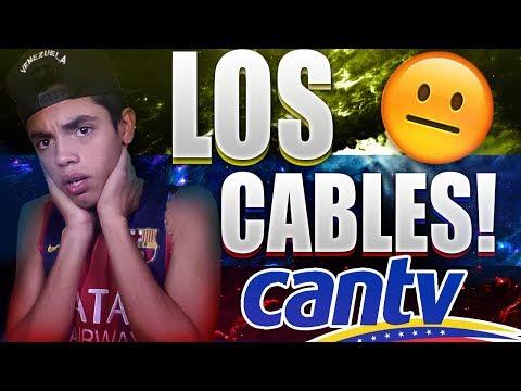 ME ROBARON los CABLES de Internet en VENEZUELA (Cantv) #StoryTime | Luis Manzanita