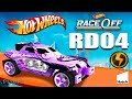 Hot Wheels Race Off - New Car RD04 Supercharged