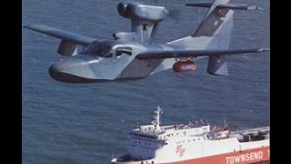 SECRET U.S. Navy SEALs: Military Seaplane Fighter: SeaWolf Amphibian
