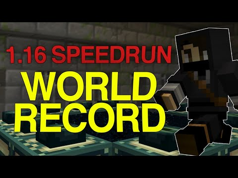 Download MINECRAFT WORLD RECORD SPEEDRUN IN UNDER 14 MINUTES [13:53]