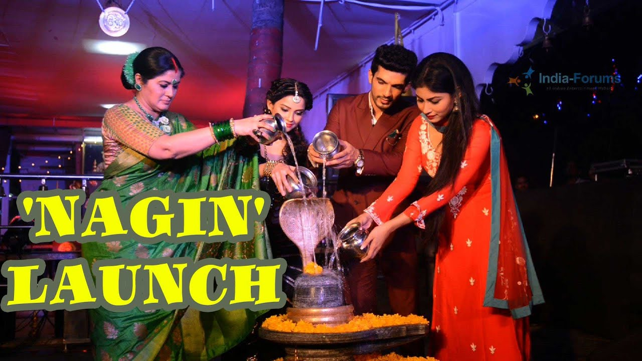 Nagin serial on colors youtube busy