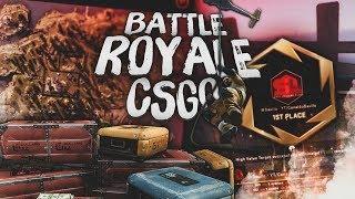 Fiz uma Gameplay no Battle Royale do CSGO (DANGER ZONE) e consegui ...