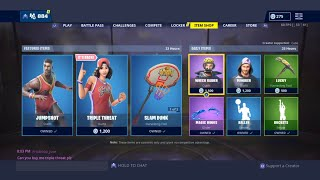 Don skins!! FORTNITE ITEM SHOP COUNTDOWN 29 mai magasin d'objets Fortnite Battle Royale