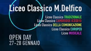 Open Day Liceo Classico Delfico spot 2018