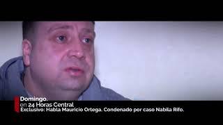 Este domingo en Informe Especial: Habla en exclusiva Mauricio Ortega, condenado por caso Nabila