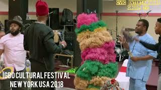 isee-cvic Gossip TV  IGBO CULTURAL FESTIVAL NEW YORK USA 2018