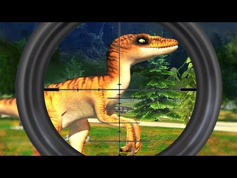 SAFARI DINO HUNTER 2 - Walkthrough Gameplay Part 1 - INTRO (Dinosaur Games Android)