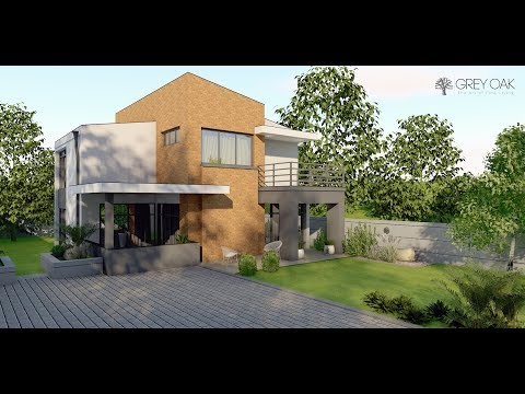 4 Bed 3 Bath Home on 50ft x 100ft (15m x 30m) Lot.