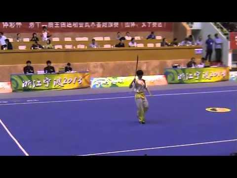 Women's Daoshu - All China Games Wushu Qualifiers, (Ningbo - April 16, 2013)