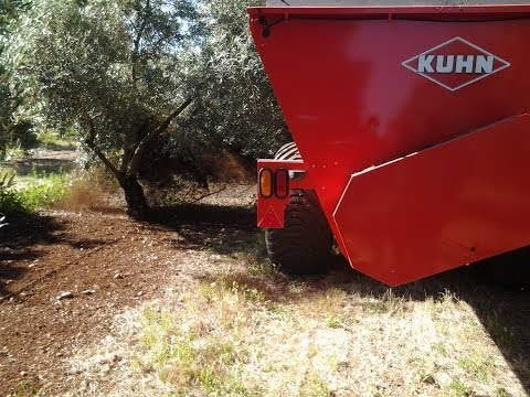 Kuhn ProTwin Slinger - Seagro S.L.