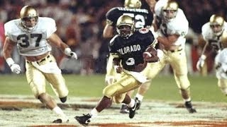 1991 Orange Bowl #1 Colorado vs. #5 Notre Dame part 2 of 2