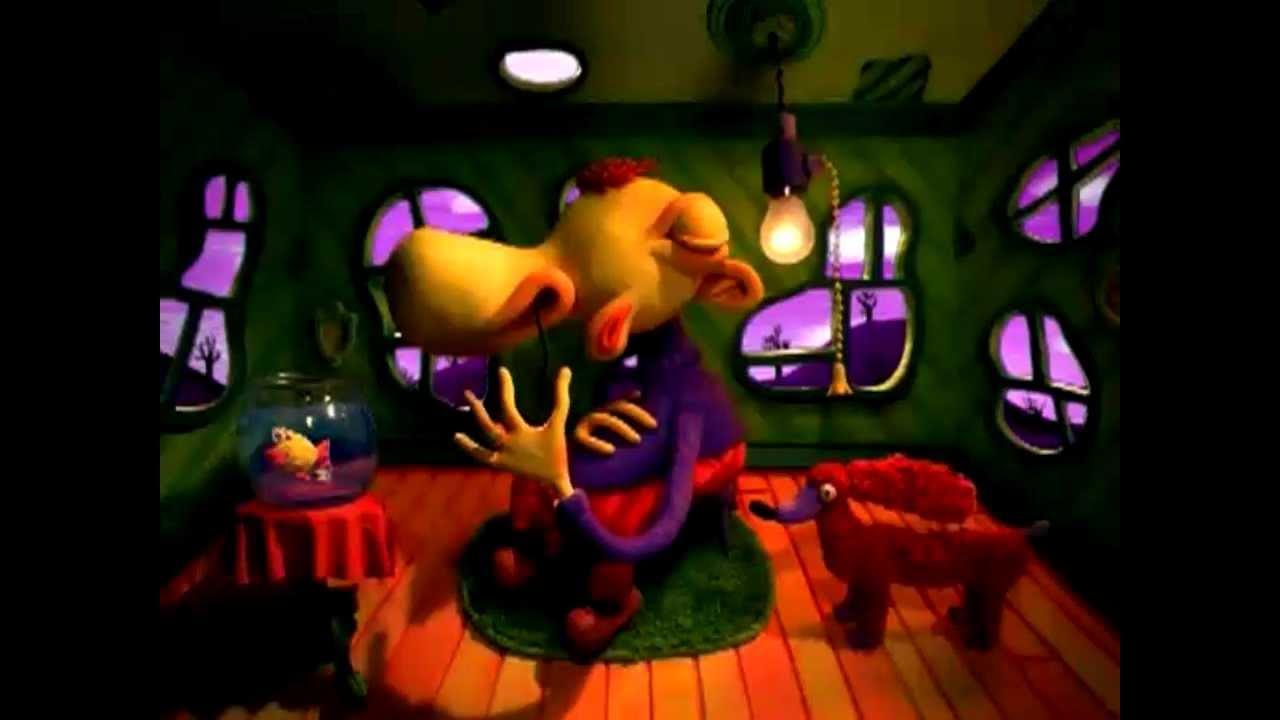 YTV Bumper - Nose Hair Cabaret (2002) - YouTube