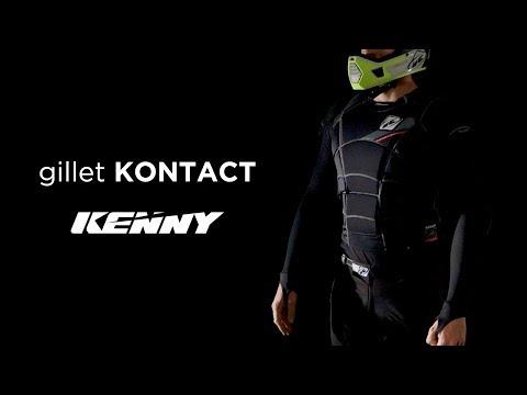 GILET KONTACT [KENNY RACING]