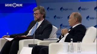 Путин назвал себя «правильным» националистом, у которого 146 млн единомышленников