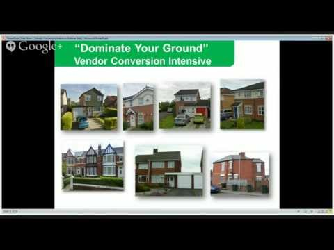Mark I'Anson, Property Webinars: 'Replace Your Income in 30-90 Days'