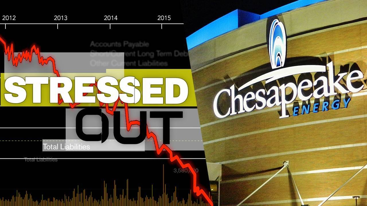 Chesapeake Energy Stock Plunges on Bankruptcy Reports
