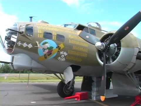 A ride on the b 17 909 youtube for B b com