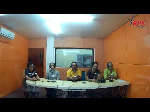 Talkshow Kurator Toba Nauli Photo Contest and Exhibition 2017