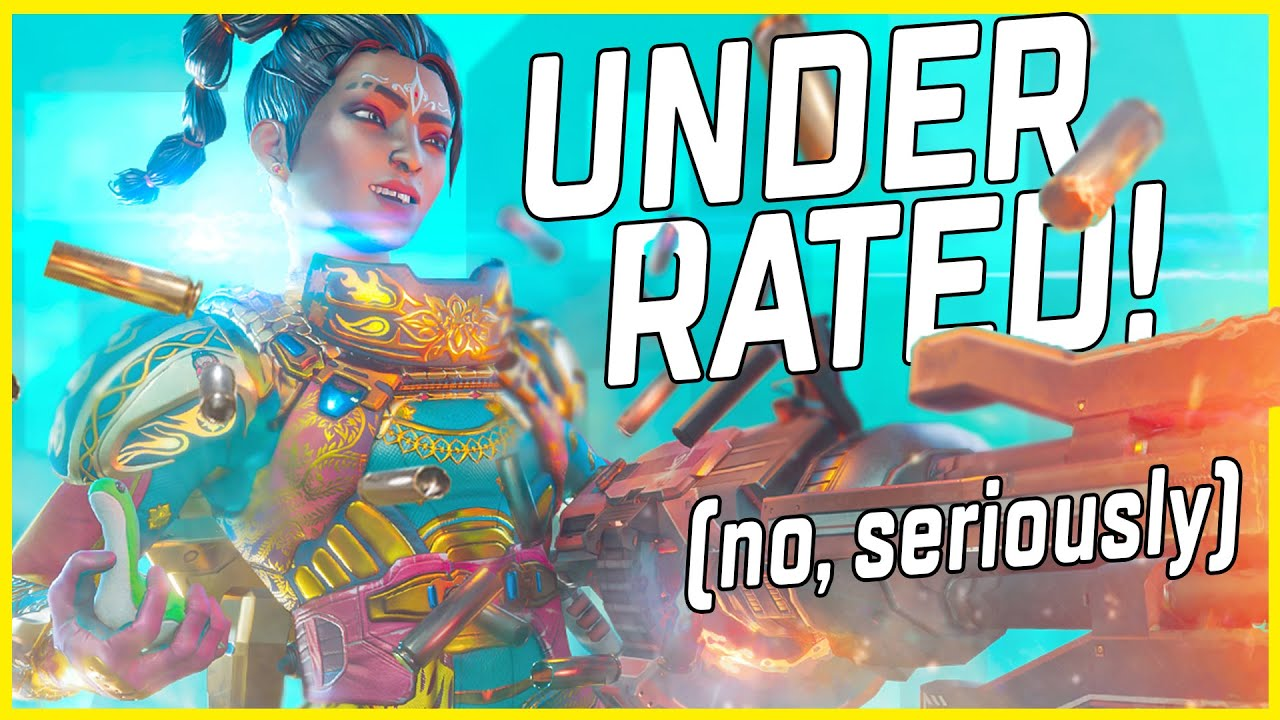 The Most Underrated Ultimate In Apex Legends Season 9! (No, Seriously, Let Me Show You Why)