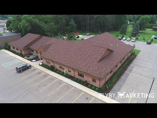 Michigan Drone Marketing | Fly By Marketing | Dentist Office