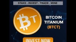 New ICO TBTC (Titanium Btc) only 1 Milllion ICO and Only $1 and next 2 month Up to $5