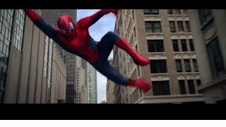 """The Amazing Spider Man 1 & 2"" - Music Video (Danny Elfman Version)"