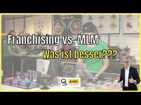 Franchising vs. Network Marketing - Was ist besser?