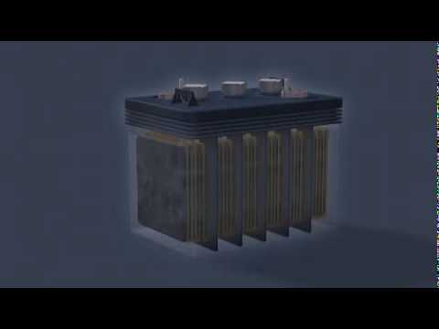 How Lead Batteries are Made