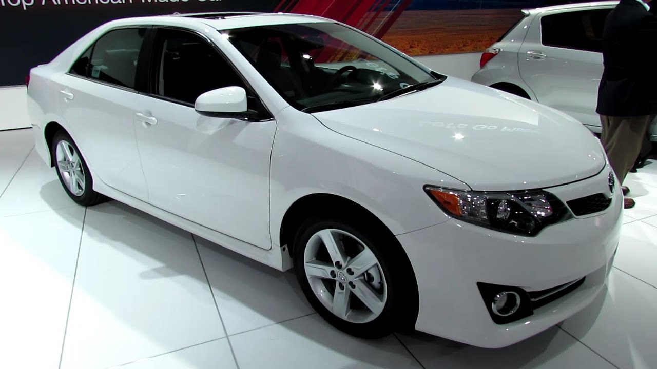 2013 Toyota Camry Se Exterior And Interior Walkaround