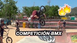 MI PRIMERA COMPETICIÓN DE BMX