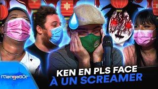 Ken en PLS face à un screamer 😂🎌 | Manga Sûr