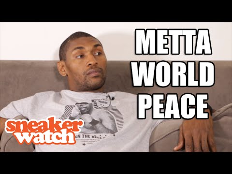 Metta World Peace: Marbury Should Blame Prices on Nike Not MJ
