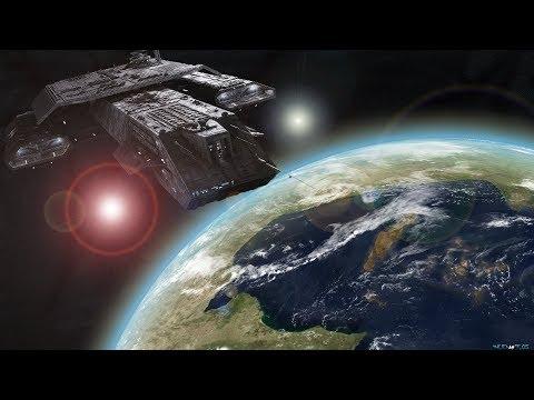 10 лучших фильмов про космос!  (научная фантастика)