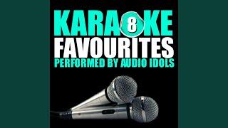 Sara (Originally Performed by Jefferson Starship) (Karaoke Version)