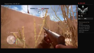 PS4 game play,   Battlefield 1  , 9/21/2018 p2