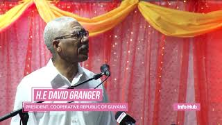 Diwali is an important national holiday celebrated by all Guyanese- Pres. David Granger