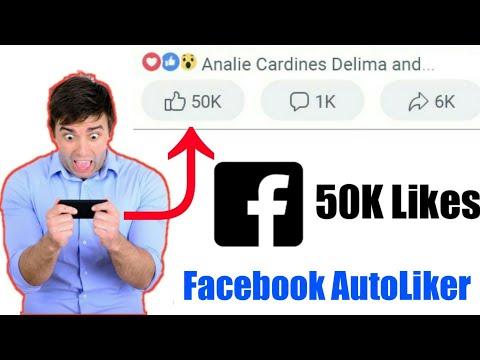 Facebook Auto Liker 2019 (Tagalog Tutorial)