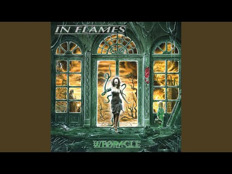 in flames the hive