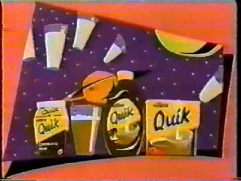 80's Nestle Quik Commercial 2 - YouTube