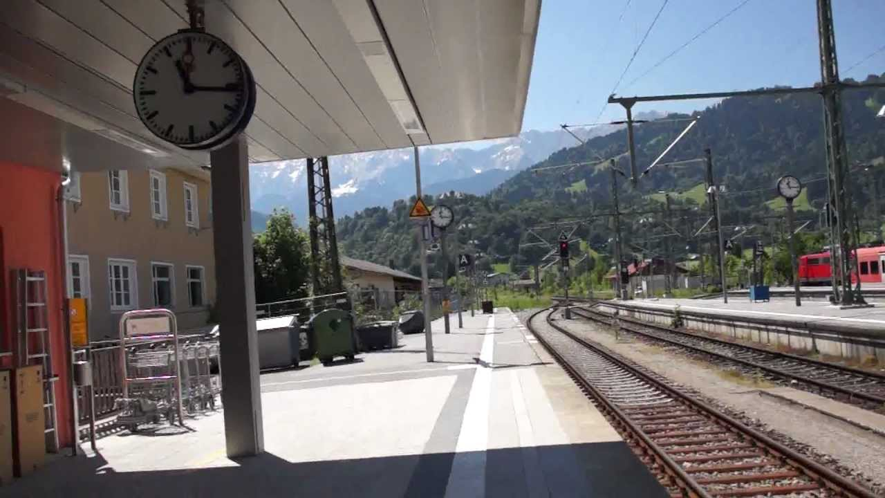 Garmisch Partenkirchen Hbf
