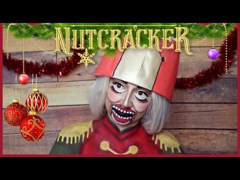 NUTCRACKER CHRISTMAS MAKEUP TUTORIAL thumbnail