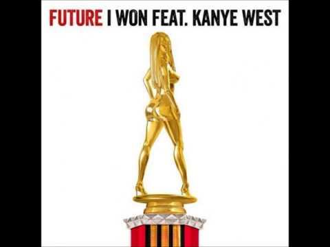 Future Feat Kanye West - I Won (Acapella)   84 BPM