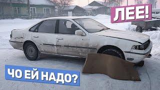 КУПИЛ ДЕШЕВУЮ МАШИНУ МЕНЯЙ МОТОР!