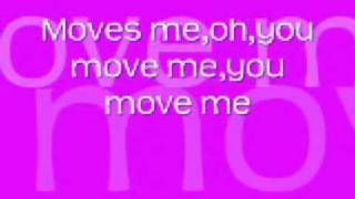 Demi Lovato-Moves Me(Karaoke with Lyrics)